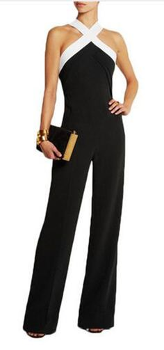 Women's Mid Rise Going out Jumpsuits