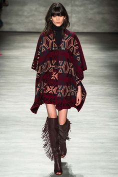 Rebecca Minkoff Fall 2015 – I Need this outfit, from head to toe!