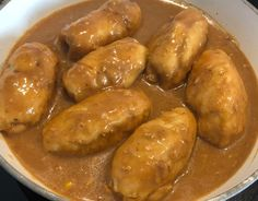 Roladki drobiowe z kremowym nadzieniem porowym - Blog z apetytem Pretzel Bites, Bbq, Food And Drink, Bread, Chicken, Vegetables, Cooking, November 2019, Kitchen