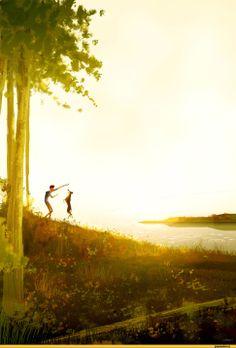 art-красивые-картинки-под-катом-еще-художник-PascalCampion-413878.jpeg 970×1,432 pixels