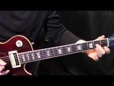 """how to play """"Whole Lotta Love"""" by Led Zeppelin - guitar solo lesson - YouTube"""