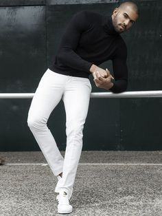 Read More About pierre abena miami mainboard portfolio Casual Look For Men, Men Casual, Casual Styles, Beautiful Men Faces, Gorgeous Men, Well Dressed Men, Fine Men, Gentleman Style, Stylish Men