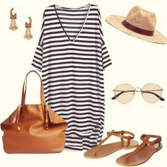 great dress for summer days