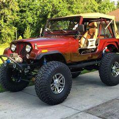 Dirty Jeeps