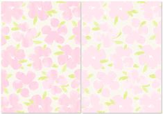 Pink Petticoat : New 'Linen Floralie' Patterned Papers