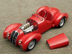 El alma de Alfa Romeo