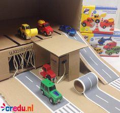 Wegtape - http://credu.nl/product/wegtape-met-auto/