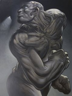 View Tiras by Peter Howson on artnet. Browse more artworks Peter Howson from Flowers Gallery. Peter Howson, Jack Kemp, Figure Painting, Oil On Canvas, Statue, Fine Art, Gallery, Illustration, Artworks