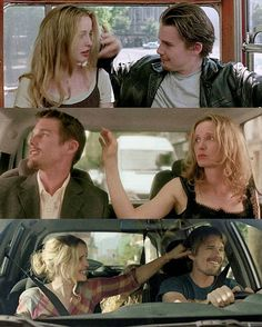 Before Sunrise, Before Sunset, Before Midnight Before Sunrise Quotes, Before Sunset Movie, Before Sunrise Trilogy, Before Trilogy, Julie Delpy, Romantic Movie Quotes, Before Midnight, Pulp, Film Aesthetic