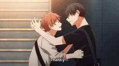 Haikyuu Anime GIF - Haikyuu Anime Kiss - Discover & Share GIFs