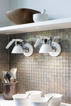 Fortebraccio - lampa ścienna #Luceplan #PhilipsLighting #Showroom #Duchnicka3 #LED #kitchen #lamp