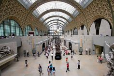 Artiste arrested for posing nude in museum   Paris's Musee d'Orsay. Source: travelmagazine.org  A woman has been arrested for indecent exposure after lying down naked in Pariss Musee dOrsay in front of Edouard Manets similarly nude painting of the prostitute Olympia her lawyer said Sunday. Museum-goers were enjoying an exhibition entitled Splendour and Misery: Images of Prostitution 1850-1910 when Luxembourg artist Deborah de Robertis got undressed and took on the pose of the famed Olympia…