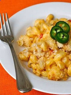 Summer BBQ Recipes: Spicy Mac and Cheese