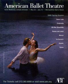 American Ballet Theater Photography by Fabrizio Ferri