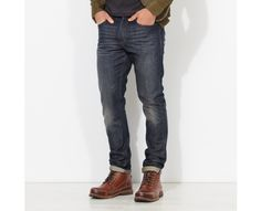 Men's Earthkeeper's Lynnwood Straight Fit Jean - 50% organic cotton, 30% cotton, 20% recycled cotton