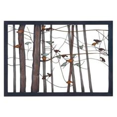 """Discover more details on """"metal tree wall art decor"""". Check out our web site. Metal Wall Panel, Metal Tree Wall Art, Metal Walls, Metal Artwork, Iron Wall Decor, Wall Art Decor, Wall Decorations, Iron Wall Art, Metal Birds"""