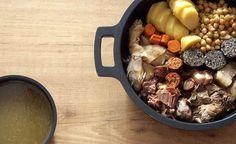 Crockpotting | Receta de cocido madrileño en Crock Pot | http://www.crockpotting.es