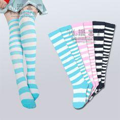 萌系日系90後JK制服日本學生運動襪 cosplay可愛三道杠襪子高筒-淘寶網