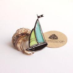 Small SG sailboat