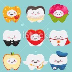 Childrrn's dental graphics