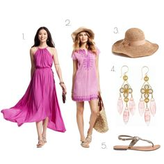 FASH365 - Wear To Live:   We're thinking pink for Mother's Day! Start your...