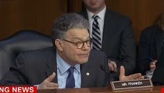 "Sen. Al Franken had a career calling out absurdity, and he turned that on Neil Gorsuch today. | Senator Al Franken brought up the tortured logic used by Trump's Supreme Court nominee Judge Neil Gorsuch to justify a ruling in which his preferred outcome would have justified a man dying of hypothermia. Franken blasted the ruling as ""absurd"" and explained why it made him question Gorsuch's judgement."