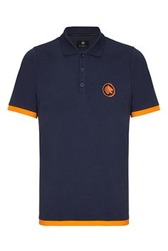 fdae53b901e Barror London 'Weekender' 100% Cotton Pique Polo T Shirt With Contrast:  Amazon.co.uk: Clothing