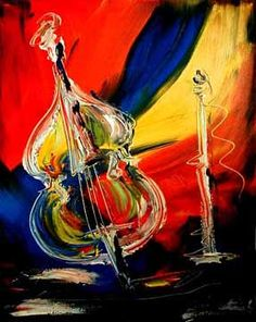 #pianosoftware Abstract Music Paintings