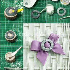 Mae's Little Kitchen: Tutorial : Making DIY Fondant Moulds