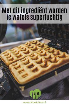 Yummy Snacks, Delicious Desserts, Yummy Food, Waffle Machine, Cupcake Cakes, Cupcakes, Dutch Recipes, Waffle Recipes, High Tea