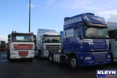 Do you want your DAF XF105 with Comfort Cab, Space Cab or Super Space Cab? Check out our DAF stock at