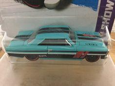 Hot Wheels - 66 Chevy Nova (2013)