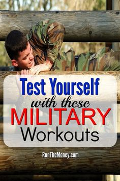 Military Workout: 6 Routines You Can Try at Home