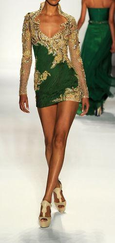 Jean Paul Gaultier Ready to Wear Spring - Summer 2013.