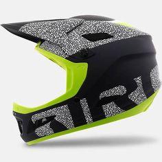 Giro Cipher Full Face Mountain Bike Helmet. S/M