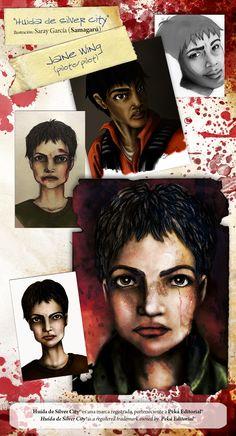 Making of de Jane #zombies