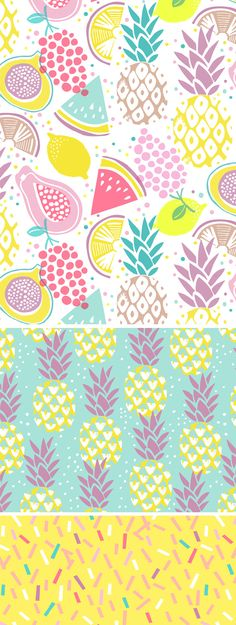 Tropical fruit by Wendy Kendall                                                                                                                                                                                 More