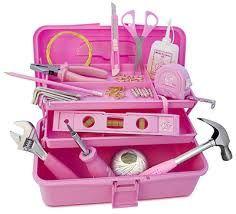 Ms Fix It Kit #Pink #Tools