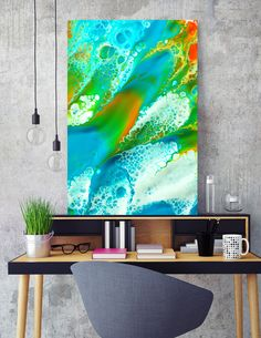Discover «orangetwist», Exclusive Edition Canvas Print by Annemarie Ridderhof - From 65€ - Curioos