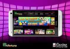 Signing up at mFortune mobile billing casino now becomes easier! When players deposit for the first time, they are met with a 100% first deposit bonus for the first £100 they dedicate to the account, along with a £5 no deposit sign up bonus! http://www.casinophonebill.com/review/deposit-phone-mfortune-mobile-casino/
