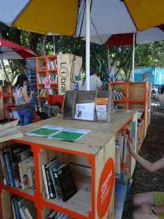 City of Sydney - pop up Lawn Library where booklovers can enjoy a week of free books, Wi-Fi, jazz, drawing classes and children's storytelling.