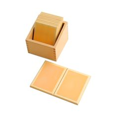 Smooth Gradation Tablets from Montessori Outlet