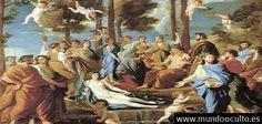 Son las historias bíblicas sólo relatos de antiguos cuentos mitológicos?