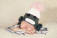 Lulu Crocheted Hat