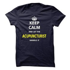 Let the ACUPUNCTURIST - #shirt prints #tee geschenk. GET IT NOW => https://www.sunfrog.com/LifeStyle/Let-the-ACUPUNCTURIST-21250909-Guys.html?68278