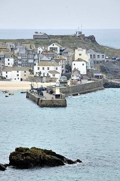 The Pier, St Ives,Cornwall