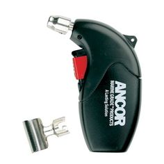 Ancor Micro Therm Heat Gun Micro+Therm+Heat+GunThe+Mirco+Therm+Heat+Gun+features+Piezo+electronic+ignition+system+providing+flameless+heat+that+is+safe+to+use+around+chemicals+or+by+wire+bundles+when+using+deflector.Powered+by+refillable. Boat Wiring, Thermal Heat, Heat Gun, Electrical Tools, Technology Tools, Ignition System, Electronic Recycling, Home Automation, Guns