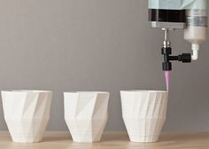Stratigraphic Manufactury by Unfold at Istanbul Design Week #3D_Printing