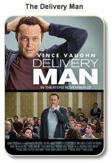 A former sperm donor finds out years later that he fathered hundreds of kids and now many of them want to meet him. Get free screening tickets to The Delivery Man by clicking on the link below Ken Scott, Vince Vaughn, Delivery Man, Chris Pratt, Good Movies, Awesome Movies, Men Online, Streaming Movies, I Movie