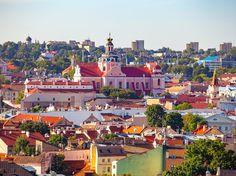 Vilnius...heap european city breaks   http://www.businessinsider.com/cheap-european-city-breaks-2016-3?r=UK&IR=T